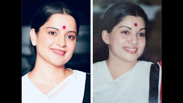 Thalaivi: Kangana Ranaut's Splitting Image As A Young Jayalalithaa Will Leave You Impressed