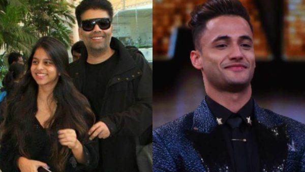 Karan Johar Shuts Down Rumours Of Launching Suhana Khan with Asim Riaz in Student Of The Year 3