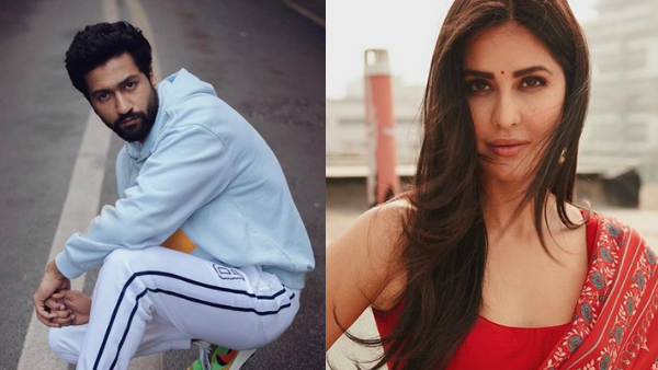 Vicky's Cryptic Reply On Dating Rumours With Katrina Kaif