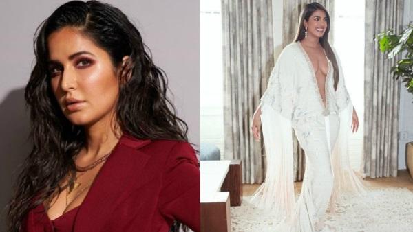 Katrina Calls Priyanka's Grammy Outfit 'Absolutely Stunning'