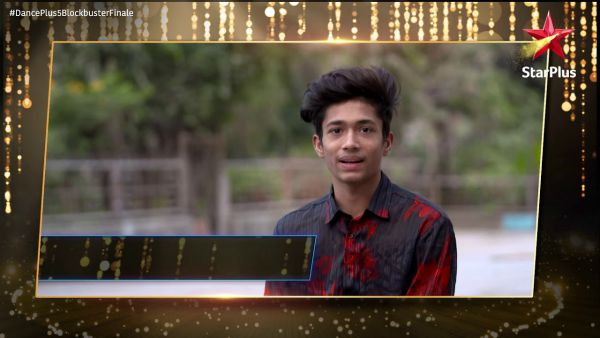 Rupesh Bane Is The Winner Of Dance Plus 5!