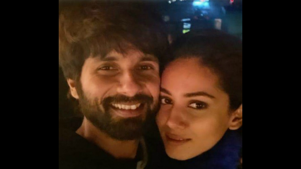 Mira Has A Romantic B'day Wish For Hubby Shahid Kapoor