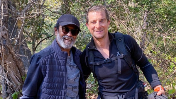 Rajinikanth In Bear Grylls Show: The Motion Poster Is Here!