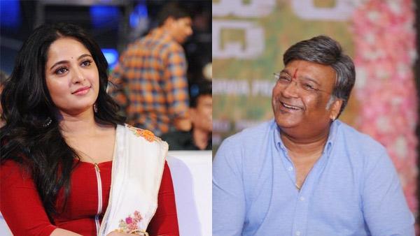 Is Anushka Shetty Upset With Nishabdham Producer Kona Venkat?