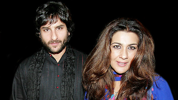 Saif Ali Khan: Amrita Singh Was Never Compelled To Convert To Islam [Flashback]