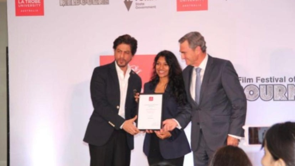 Shah Rukh Khan Awards A Kerala Girl With The 'Shah Rukh Khan La Trobe University Ph.D. Scholarship'