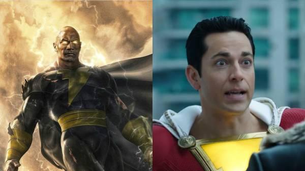Shazam 2: Dwayne Johnson Reveals Details About 'Black Adam', Will Start Shooting In 2020