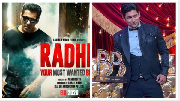 Is Sidharth Shukla A Part Of Salman Khan's Radhe?
