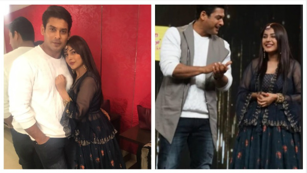 Sidharth Shukla & Shehnaz Gill Rehearse For An Award Show; #SidNaazBrokeInternet Trends On Twitter