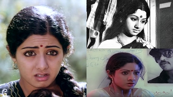 Remembering Sridevi: Top 5 Tamil Films Of The Late Actress That You Shouldn't Miss!