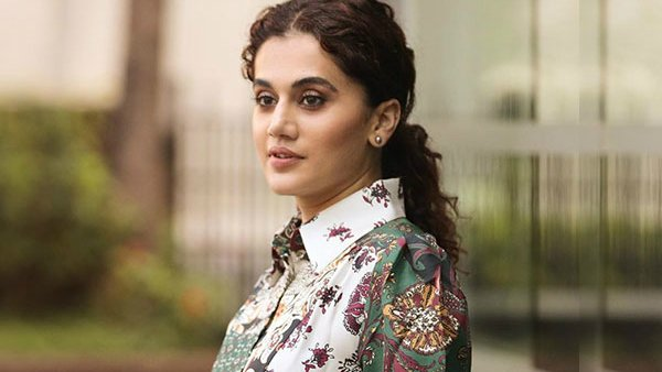 Taapsee Pannu & The Thappad Team Support Campaign Against On-Screen Gender-Based Violence