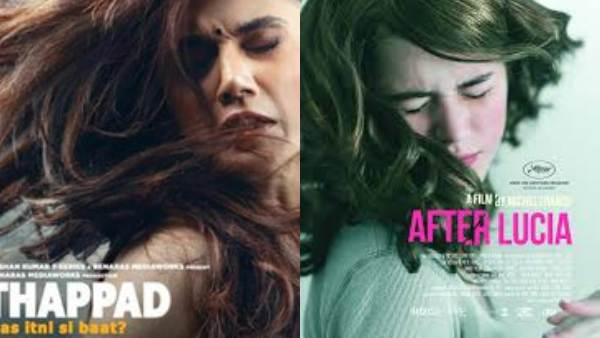 Thappad: Is Taapsee Pannu's Film Poster A Copy Of Mexican Film Poster After Lucia?