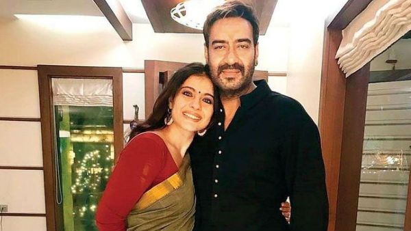 Kajol Says She Married Three Versions Of Ajay Devgn, All Three Versions Were Created In Front Of Her