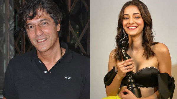 Chunky Panday: 'I Never Won The Filmfare But My Daughter Ananya Did, The Award Finally Came Home'