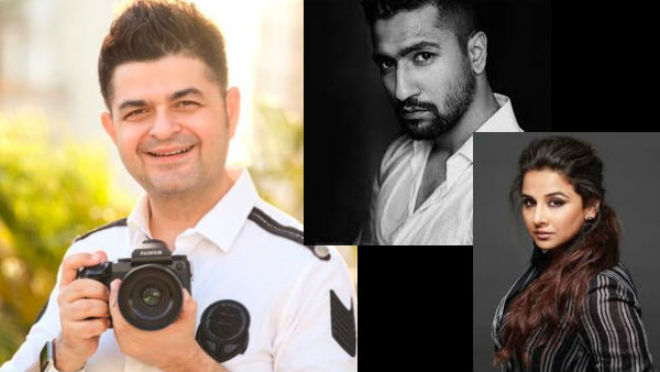 Dabboo Ratnani Shares BTS Videos Of His Calendar Shoot