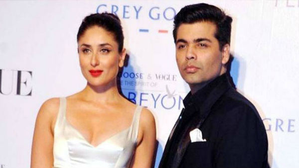Kareena Kapoor Khan Will Be Working With Karan Johar After 20 Years In Takht!