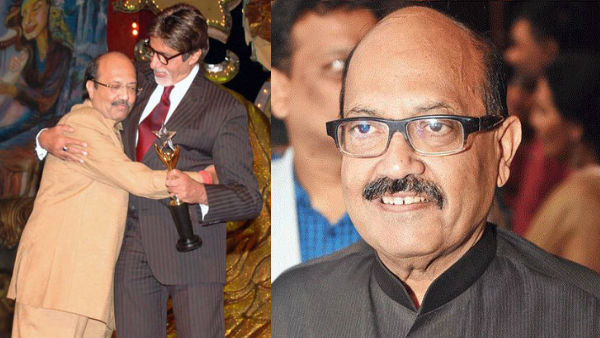 Amar Singh Extends Olive Branch To Amitabh Bachchan, Says He Regrets His Overreaction
