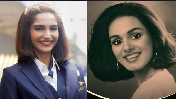 Sonam Kapoor Remembers Playing Neerja On Film's 4th Anniversary; Says It Was An Honour