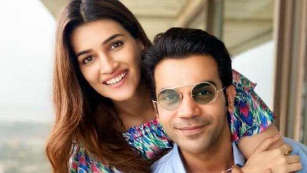 Rajkummar, Kriti To Adopt Dimple & Paresh As Parents