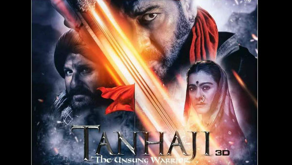 Hrithik Is Impressed With Tanhaji; 'What A Film,' He Says