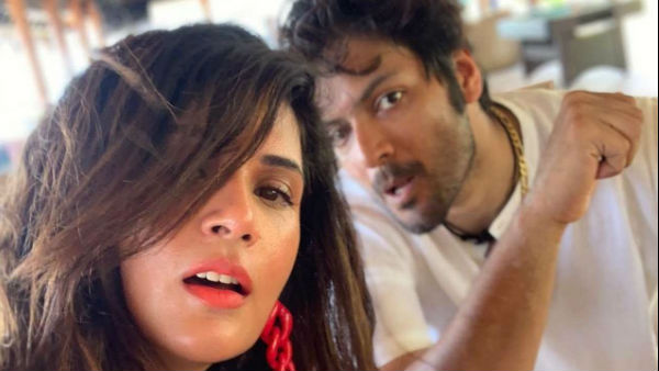Richa Chadha And Ali Fazal To Have A Court Marriage On April 15?