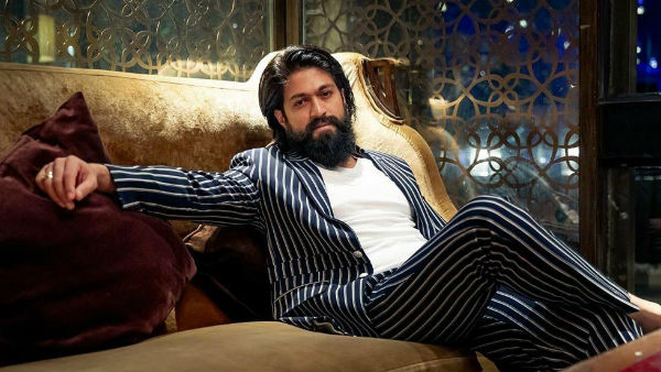 Here's Why Superstar Yash Is Rarely Seen Attending Parties!