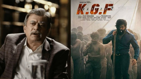 KGF Chapter 2: Anant Nag Exits From The Yash-Starrer?