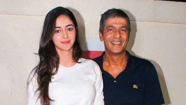 Chunky Panday Told Ananya Panday To Keep Her Filmfare Award In The Living Room; Here's Why!