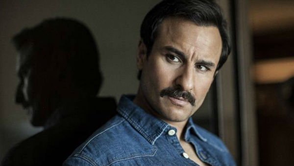 Saif Ali Khan Feels He Has Become A Better Actor With Time