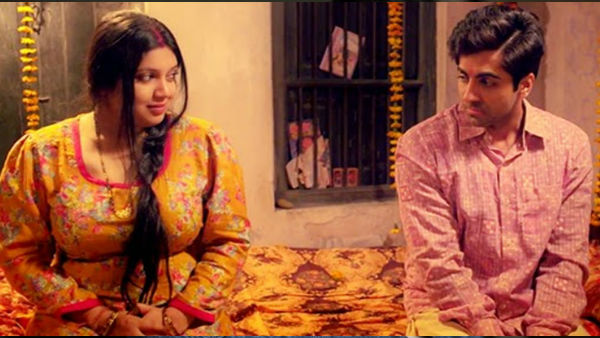 Bhumi & Ayushmann Celebrate 5 Years Of Dum Laga Ke Haisha