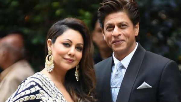 Gauri Thinks Hubby SRK Will Take To Designing Some Day