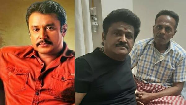 Darshan And Jaggesh Offer Help And Aid To Veteran Actor Killer Venkatesh