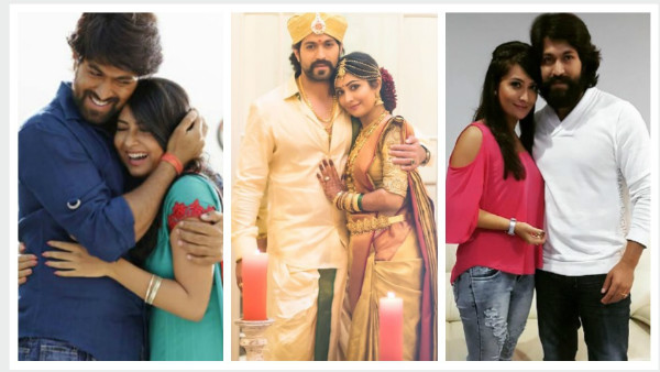 ALSO READ: Valentine's Day Spl: KGF Star Yash & Radhika Pandit's Love Story Is Nothing Less Than A Film Story!