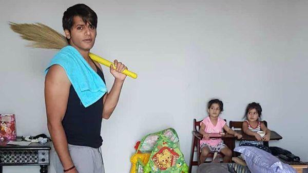 Coronavirus Lockdown: Karanvir Bohra Urges Men To Help Wives With Household Chores