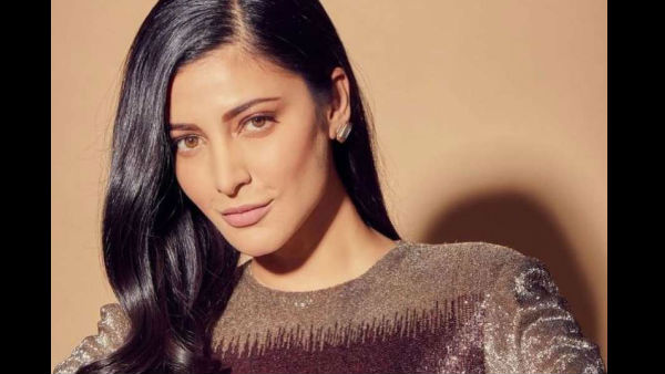 Shruti Haasan: My Surname And My Resting B**** Face Kept People At Arm's Length