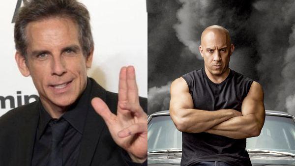 Ben Stiller To Join Vin Diesel's F9: Fast Saga Family?
