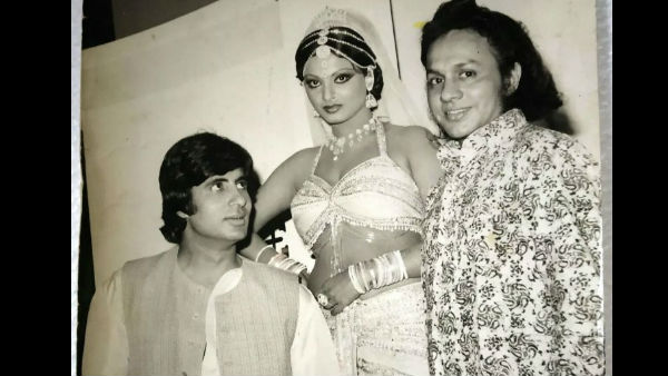 Big B Was A Married Man When He Met Rekha For The First Time