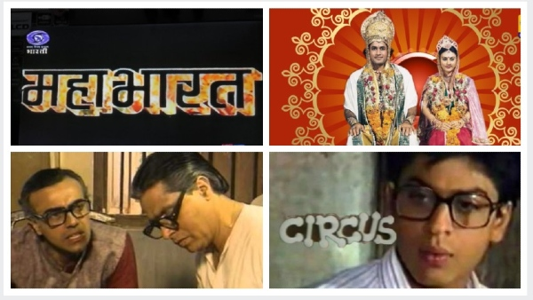 After Ramayan & Mahabharat, Circus & Byomkesh Bakshi Return; Fans Get Nostalgic & Trend Doordarshan