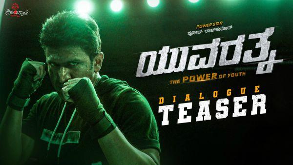 ALSO READ: Puneeth Rajkumar Starrer Yuvarathnaa Dialogue Teaser Released, Twitter Gives A Massive Thumbs Up!