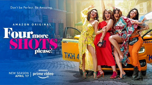 Also Read: Four More Shots Please 2 Trailer OUT: Sassy Girls Are Back And Fans Can't Keep Calm!