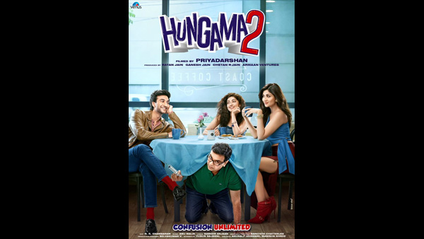 ALSO READ: Hungama 2 New Poster: Meezaan, Pranitha, Paresh Rawal & Shilpa Shetty's Film Looks Too Much Fun!