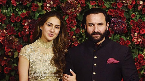 Saif Ali Khan On Sharing Screen Space With Daughter Sara