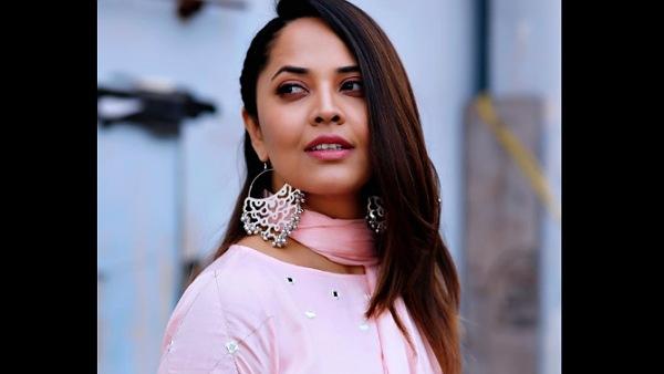 Acharya: After Regina Cassandra, Anasuya To Shake A Leg With Chiranjeevi