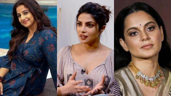 Women's Day 2020: Actresses From Priyanka Chopra To Vidya Balan Open Up On Pay Disparity