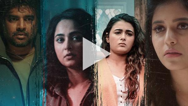 Nishabdham Trailer: Anushka Shetty And R Madhavan Starrer Promises To Leave You Speechless