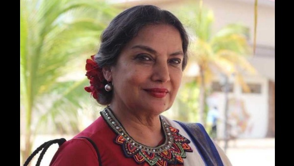 Shabana Azmi Says Her Family Was Upset When Her Accident Photos Were Circulated