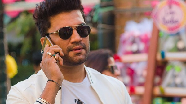 Sharad Kelkar reveals to fans that his family man is the main character of the villain, who writes the shows
