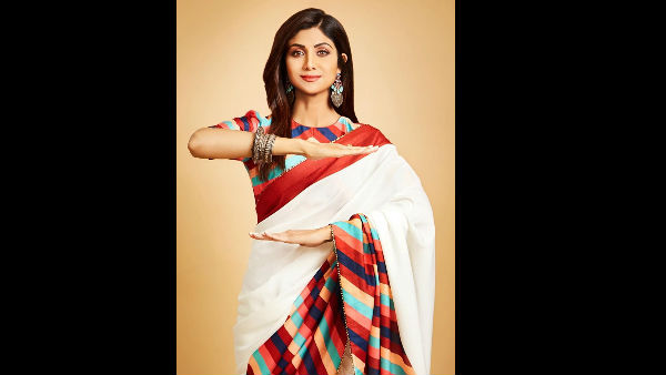 COVID-19 Scare: Shilpa Shetty Takes Up The Safe Hands Challenge; Netizens Find It 'Very Quirky'