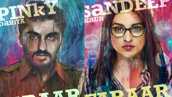 Sandeep Aur Pinky Faraar First Look: Arjun-Parineeti Introduce Each Other As 'Partners In Crime