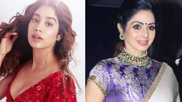 Janhvi Kapoor On Being Compared With Sridevi: 'People Need To Accept That I Am A Different Person'
